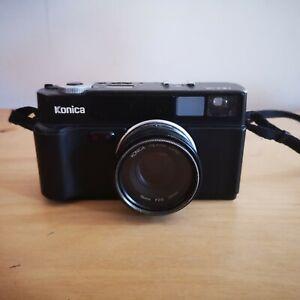KONICA HEXAR AF, Original Black Edition + filtre UV