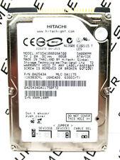 Hitachi 80GB HTS541080G9AT00 IDE 0A25434 Laptop DA1175 Hard Drive WIPED&TESTED!