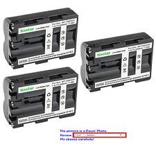 Kastar Replacement Battery for Sony NP-FM500H & Sony Alpha ¦Á68 a68 SLT-A68