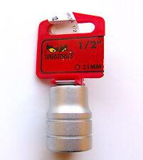 Teng Tools m1205216-c Steckdose 21mm 6pnt mit 1/2 Stick 74314105