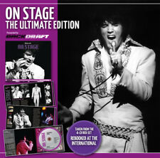 ELVIS ON STAGE THE ULTIMATE EDITION FEBRUARY 1970 BOOKLET 12 PG DIGIPACK SCELLÉ