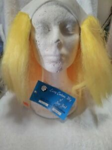 Shop~Lacey Deluxe Bald Silly Boy Yellow Clown Hair~Wig