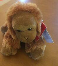 "Aurora  Smally Orangutan Plush 7"""