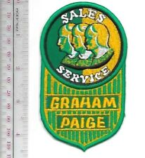 Vintage Automobile Graham Paige Crest Founded in 1927  1962 Evansville, Indiana