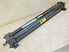 """New listing Parker 3-1/4"""" bore X 26"""" stroke pneumatic cylinder series 2An"""