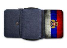 Damen Tasche Geldbörse Portemonnaie Russland Wappen