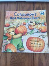 Corduroy's Best Halloween Ever! Don Freeman Library Binding Book