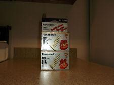 $0 Ship W/Panasonic HG TC-30VHS-C Digital Camcorder 30 SP / 90 SLP Minutes Tapes