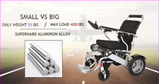 Portable ,collapsible, light Mobility cruiser ,folding,electric wheelchair . D09