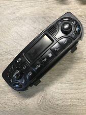Mercedes CLK W209 Clase C W203 Calentador Interruptor Unidad De Control Climático CA 2098300285