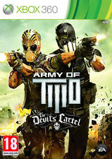 Army of Two The Devils Cartel XBox 360 (in Great Condition)