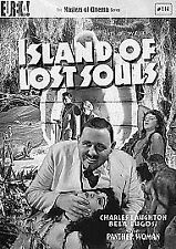 Island Of Lost Souls (Blu-ray and DVD Combo, 2012, 2-Disc Set) H.G. Wells