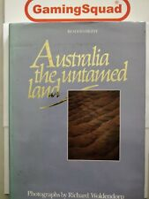 Australia the untamed land - Book, Supplied by Gaming Squad Ltd