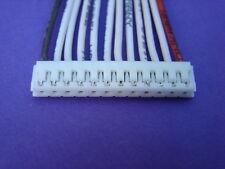 11S Lipokabel System Kokam Akkuseite Silikon