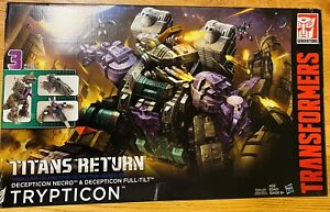 Transformers Titans Return TRYPTICON Factory Sealed MISB HASBRO