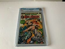 MARVEL FEATURE 1 CGC 9.6 WHITE 1ST BOOK DEVOTED TO RED SONJA MARVEL COMICS 1975