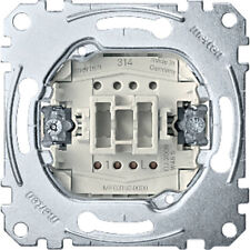 Merten Taster-Einsatz, Schließer 1-polig 10 A AC 250 V, MEG3150-0000