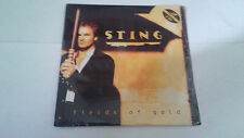 "STING ""FIELDS OF GOLD"" CD SINGLE 2 TRACKS NEW PRECINTADO SEALED"