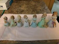 Enesco Growing Up Birthday Girls Lot