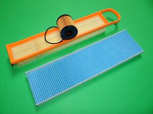 Ölfilter Luftfilter Pollenfilter Mini One 2 (R55-R60) 1.4 & 1.6 Benziner