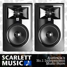 2x JBL LSR306 MKII Active Monitor Speaker 6 Inch LSR-306P - w/ 5 Years Warranty.