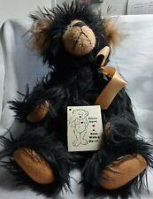 Diane Gard 1988 Bear with a Heart 1994 Frizzle