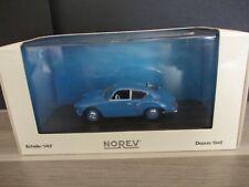 Norev 1/43 - Renault Alpine A106 coupé  blau