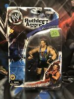 WWE RVD ROB VAN DAM Ruthless Aggression Wrestling Action Jakks Pacific WWF ECW