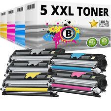 5x XXL Toner Patronen kompatibel Epson Aculaser C1600 CX16-NF CX16DNF CX16DTNF