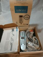 ElGato EyeTV Hybrid Analog Digital TV Receiver Tuner FOR MAC COMPLETE & TESTED