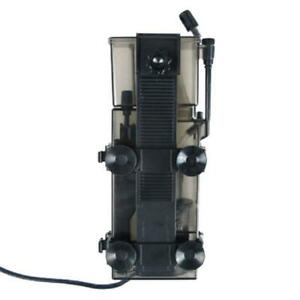 Fish Tank Water Filter Marine Protein Skimmer Separator with Pump for Aquarium