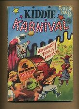 Kiddie Karnival (FR) Ziff-Davis 1952 Reprint Rebound 100 Page Giant! (c#11879)