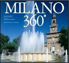 MILANO 360° Fotografia Ediz. Bilingue con Didascalie PRIULI & VERLUCCA 2004