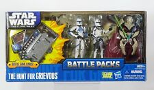 The Hunt For Grievous Star Wars The Clone Wars Battle Pack 2011 Galactic Battle!