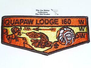 OA 160 Quapaw,S-9,Quapaw Area Council,Pine Trail SR,413 Hi' Lo Ha Chy'a-La,AR