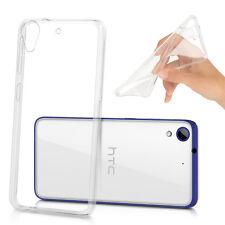 Schutz Hülle Ultraslim Silikon HTC Desire 628/ 628 dual Extra Dünn Case Schale