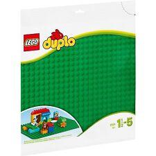 LEGO DUPLO Große Bauplatte grün, Konstruktionsspielzeug