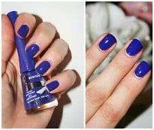 BOURJOIS VERNIS A ONGLE 1 SECONDE 47 INDIGO FOR  9ML PINCEAU PANORAMIQUE VAL 11€