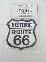 Historic Route 66 Iron On Iron-on Patch Patches Voyager Collectible