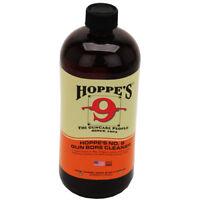 NEW! Hoppe's No. 9 Gun Bore Cleaning Solvent, 1-Quart Bottle 932