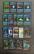Star Wars CCG DS Reflections I 1 Foil Lot 18 Unique Foils Tarkin Conquest