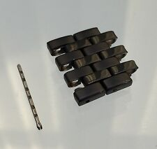 Spare 2x Strap Link /Bracelet Links For Rotary Chronograph Watch GB03778/04 New