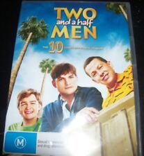 Two And A Half Men The Complete Tenth Season 10 (Australia Region 4) DVD - NEW