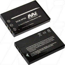 3.7V 1.1Ah Replacement Battery Compatible with Panasonic VW-VBA20