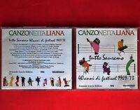cd,canzone italiana,tutto sanremo,40 anni di festival 1969-73,nada,patty pravo,v