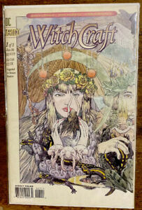 Witch Craft Issue Comic Run 1 Of 3  (June - 1994, DC) Mature