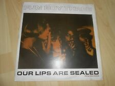 """Fun Boy Three   Our Lips Are Sealed  (Special Remix Version)  1983 12"""""""