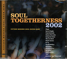 "SOUL TOGETHERNESS 2002  ""15 MODERN SOUL ROOM GEMS""  CD"