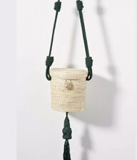 New Anthropologie Palma Canaria Knotted Bucket Bag $258