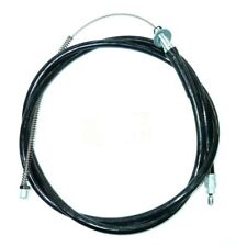 Parking Brake Cable-Stainless Steel Brake Cable Rear Right Absco 6950